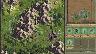 Age of Wonders ( 1 ) PC Gameplay