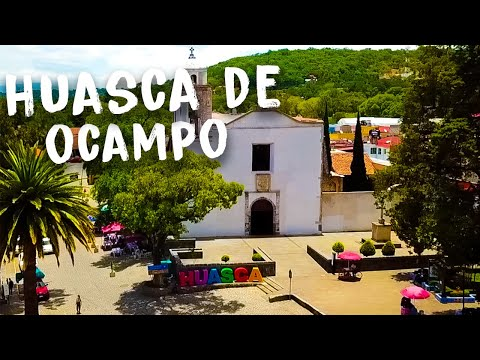 HUASCA de OCAMPO, el pueblo mágico de los duendes!! 🧝♀ ✨  / Todo Por Descubrir