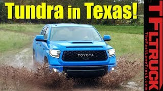 2019 Toyota Tundra TRD Pro Texas Muddy Buddy Review (Part 4 of 4)