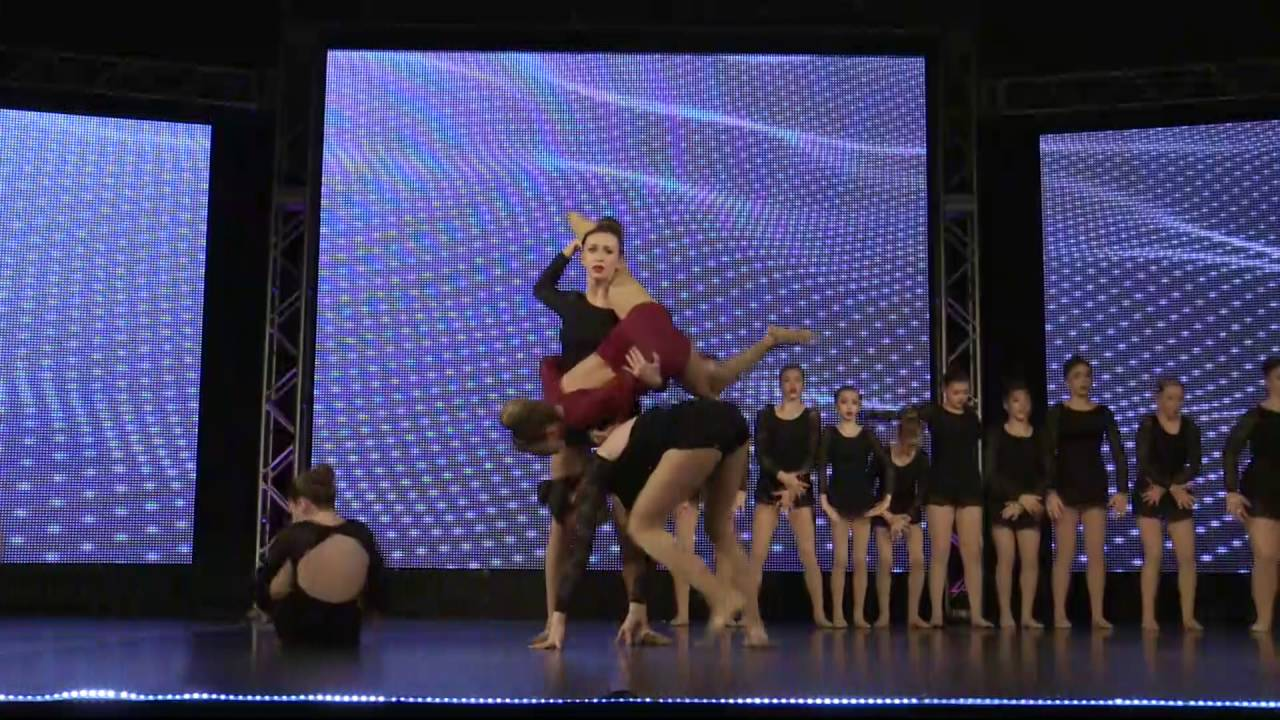 Unsteady - Broadway Bound Dance Center - The Force 2016