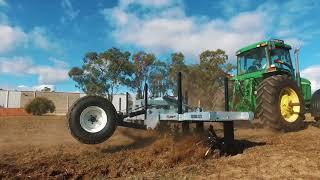 Farmtech GH Folding Aervator
