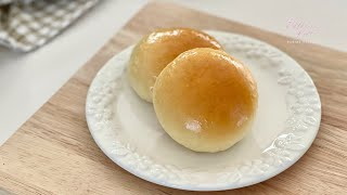 Cream Cheese Buns 奶油芝士面包