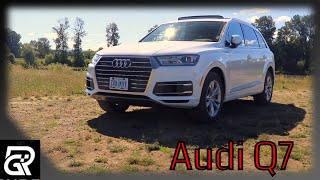 2018 Audi Q7 3.0T Premium Plus Review