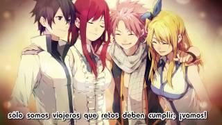 Repeat youtube video 「Fiesta」- Fairy Tail Opening 6 - Fandub Espñol 【Yuu】