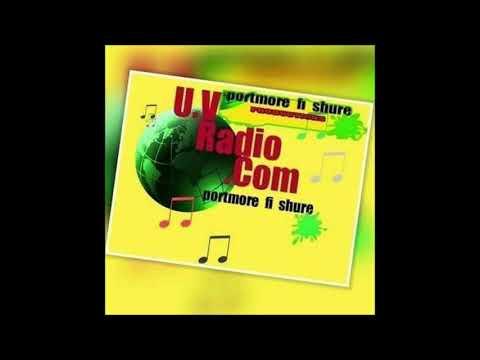 Justice Sound - 100% Dub Plate Reggae Roots Mix, UV Radio Portmore Jamaica.