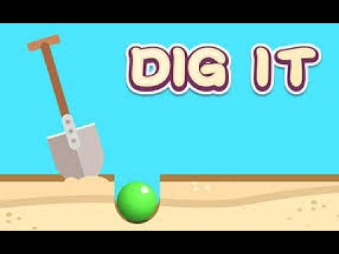 Dig It Level 5-1 5-2 5-3 5-4 5-5 5-6 5-7 5-8 5-9 5-10 Walkthrough