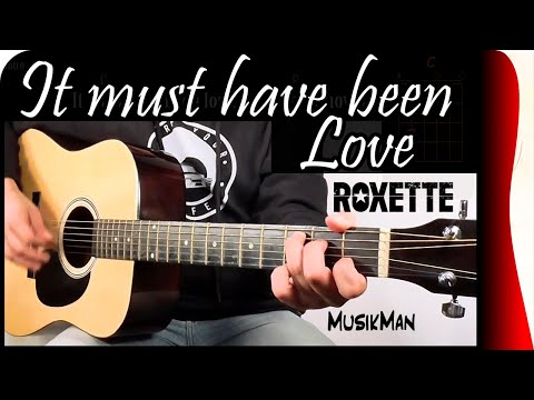 It Must Have Been Love / Roxette   Demo #044