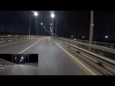 Ночью в Нахабино и обратно