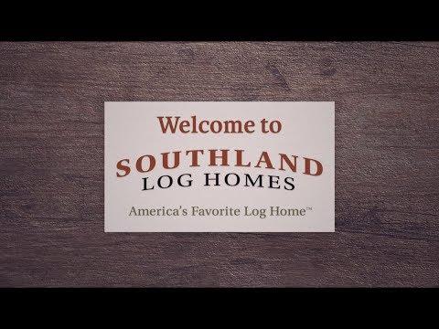 Living the Log Home Dream - Southland Log Homes