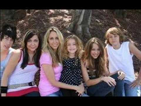 Family Tree- We All Grow Up (Miley Cyrus)