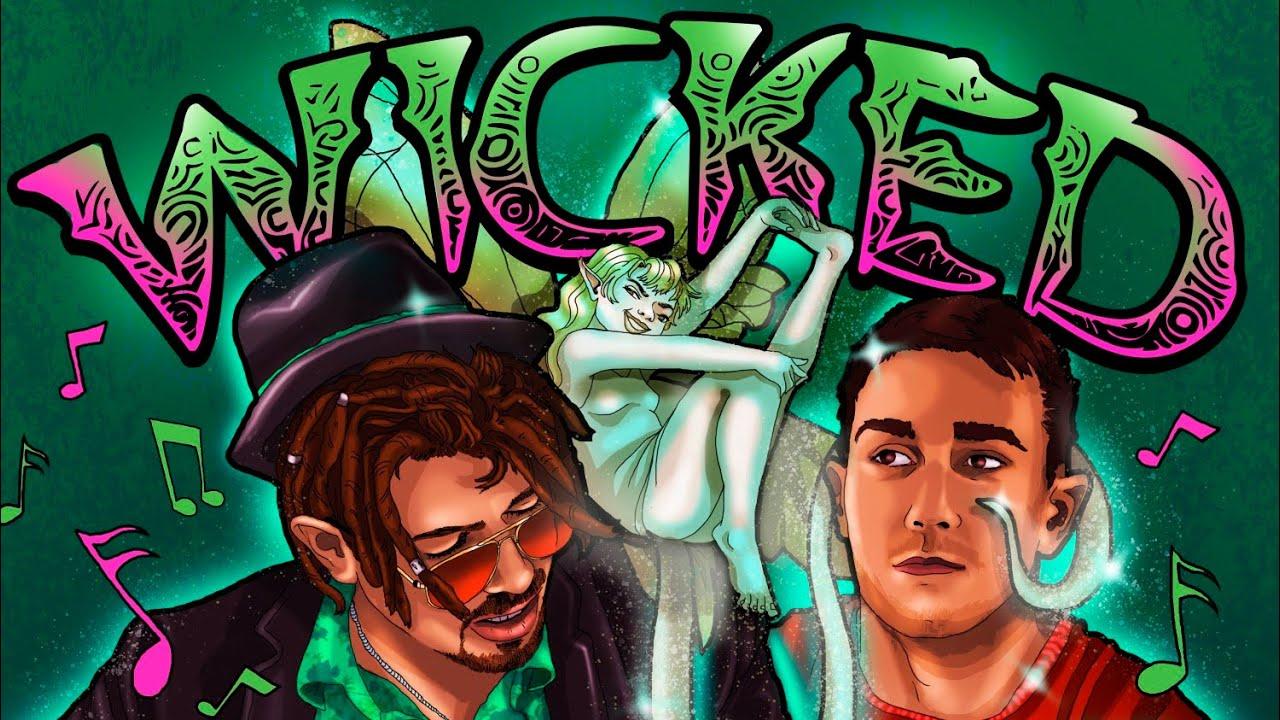 Pure Negga X Warma - Wicked Game