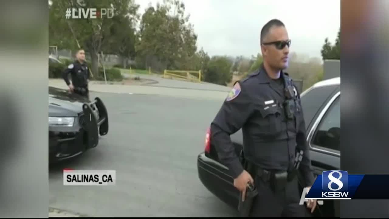 Salinas PD makes its debut on Live PD