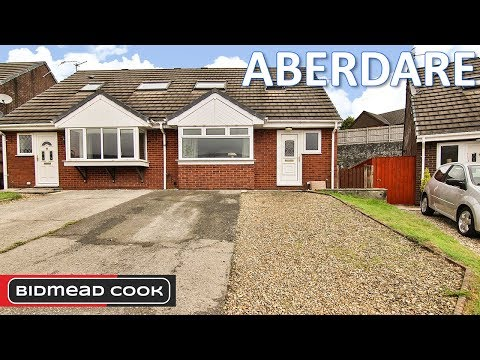 2 BEDROOM PROPERTY FOR SALE: ABERDARE