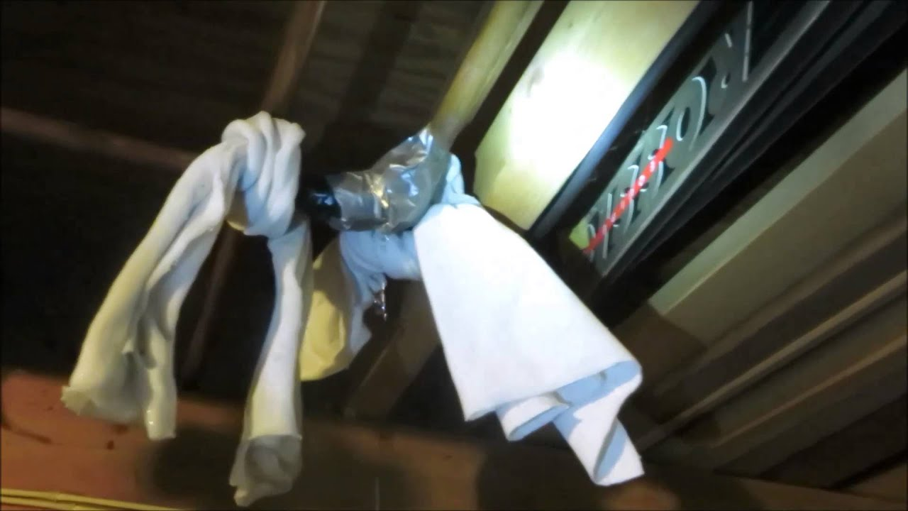 Duct Tape Verses Leaking Water Pipe Who Will Win Youtube