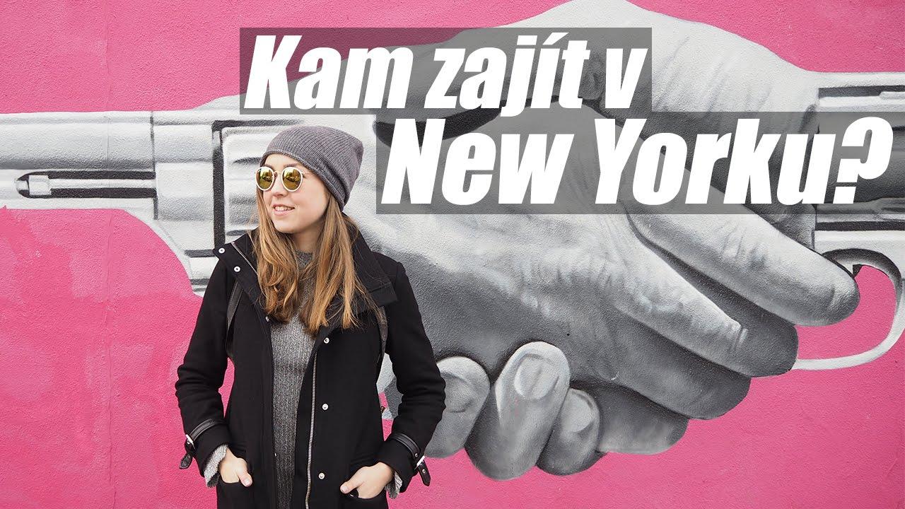 TIP | Kam zajít v New Yorku?