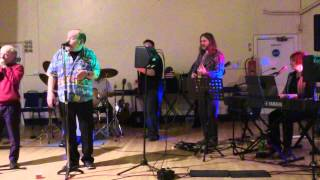 Beaminster Blues & Jazz: Jim Luck Blues Band (4)