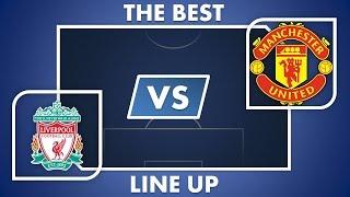 Prediksi Formasi Terbaik -  Big Match Liverpool Vs Man City