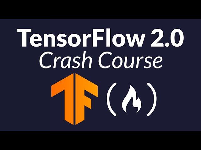 TensorFlow 2.0 Full Tutorial - Python Neural Networks for Beginners