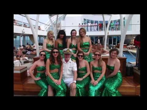 Seabourn Quest - Manaus, Brazil to Caribbean Sea - Green Flash