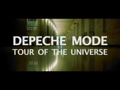 Depeche Mode - Tour of the Universe - Live in Barcelona - Official Trailer
