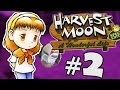 SOFRÊNCIA DÓI TANTO.. - Harvest Moon: A Wonderful Life #2
