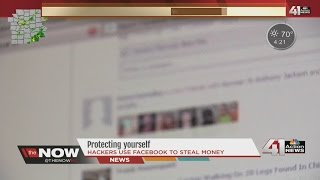 Kansas City Facebook users fall victim to hackers who steal thousands of dollars from them