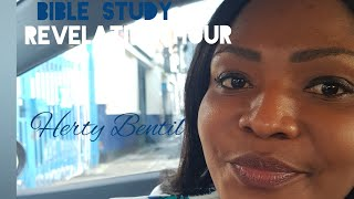 BIBLE STUDIES WITH HERTY BENTIL. REVELATION HOUR.