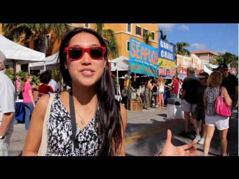 Delray Beach Wine & Seafood Festival