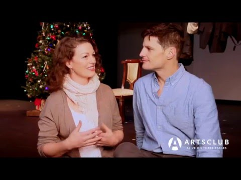 Arts Club Theatre Company's IT'S A WONDERFUL LIFE - Interview with Bob Frazer and Jennifer Lines