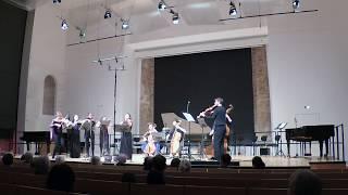Franz Benda - Violin Concerto in C major L2.1 Allegro-Adagio