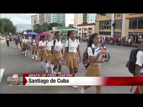Cuban nationalism invades Santiago de Cuba