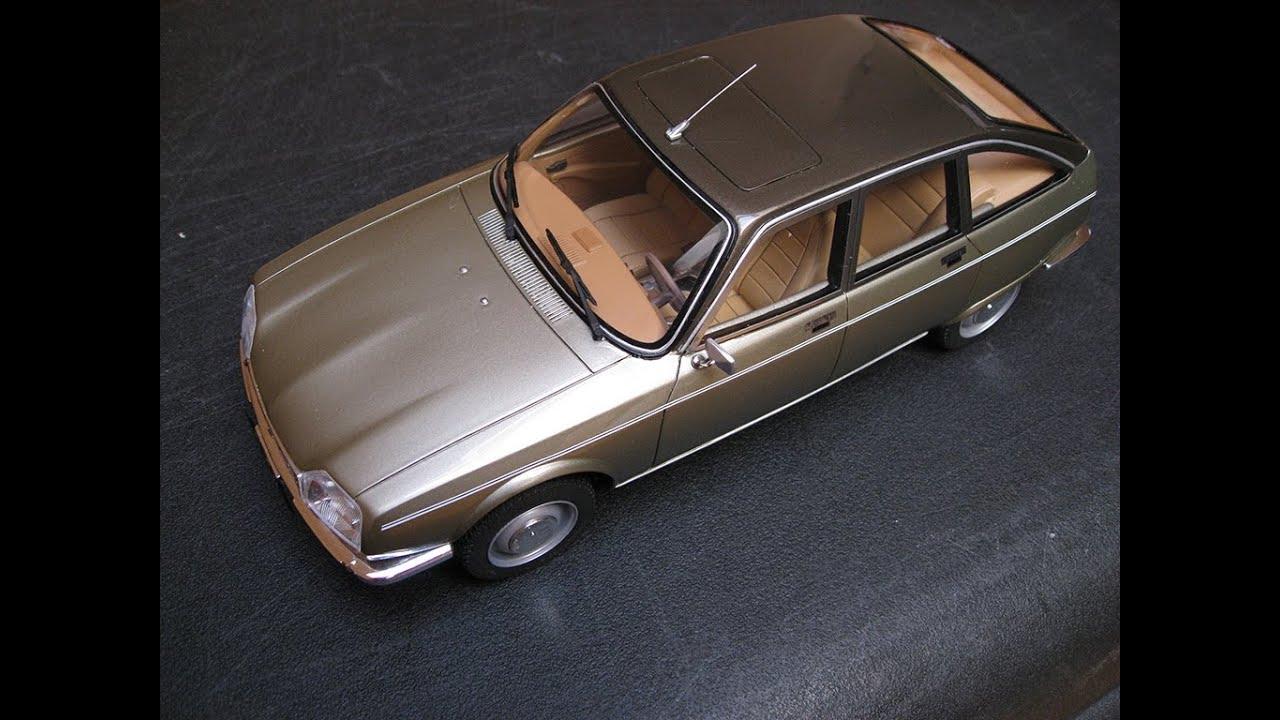 Citroën gs birotor │ otto mobile models ot