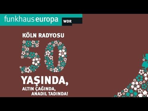 50 Jahre Köln Radyosu | Die Jubiläumsgala