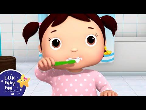 Brush Teeth Song   Little Baby Bum - Nursery Rhymes for Kids