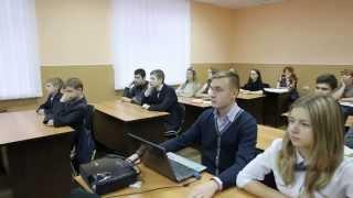 Урок физики - Гимназия 76 и ОАО