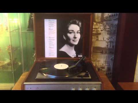 Maria Callas-Casta Diva. 1954