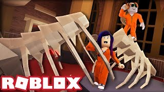 MUSEUM ROBBERY IN JAILBREAK GONE WRONG! Roblox