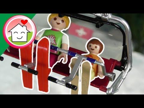 عائلة عمر بتتزحلق على الجليد - عائلة عمر - جنه ورؤى