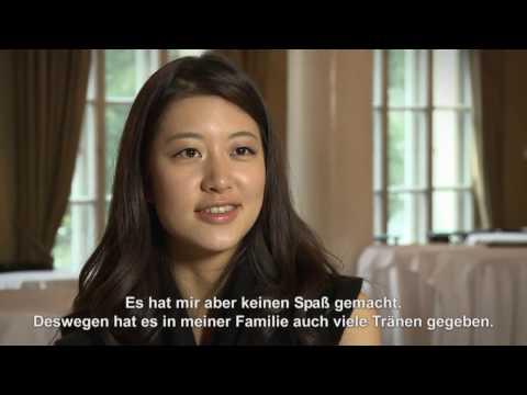 ARD IMW 2013: Preisträger-Portrait Violine - Christel Lee