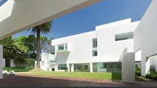 La casa blanca de Enrique Peña Nieto, en Las Lomas thumbnail