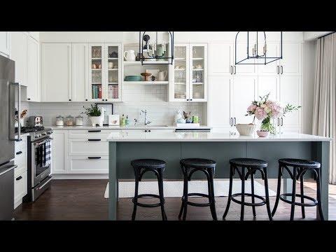 Interior Design — English Farmhouse-Inspired Kitchen Makeover