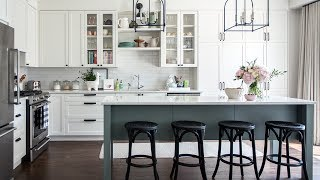 Kitchen Makeover: From Worn To Wow!
