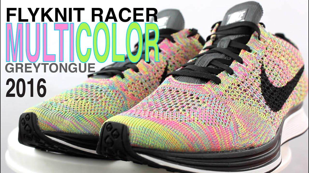 Nike Opinión Flyknit Racer 2016 Malibu