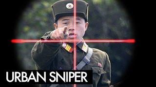 Airsoft Sniper Gameplay - Scope cam - Urban Sniper 2016