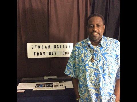 Virgin Islands Chef Ricky Dean Andrews  His new TV  & Restaurant  11.1.16