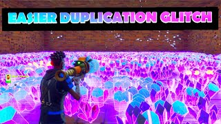 *EASIER* INSANE SEPTEMBER DUPLICATION GLITCH FORTNITE SAVE THE WORLD