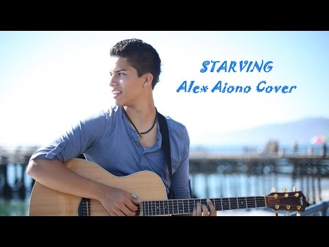 Hailee Steinfeld - Starving | Alex Aiono Cover [Lyrics]