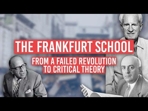 The Frankfurt School: WTF? Horkheimer, Adorno and Critical Theory Explained   Tom Nicholas