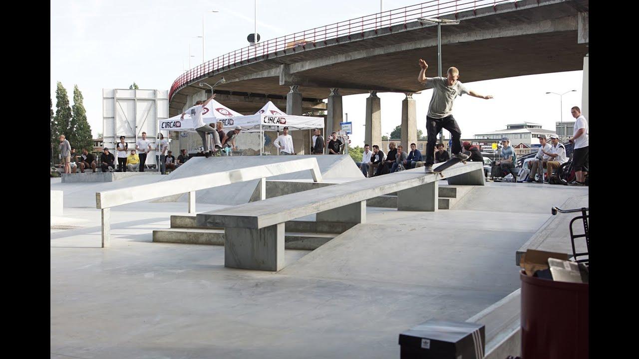 8f6cdb98b52 Eerste Sessie Skateplaza Dordrecht. Flatspot Magazine