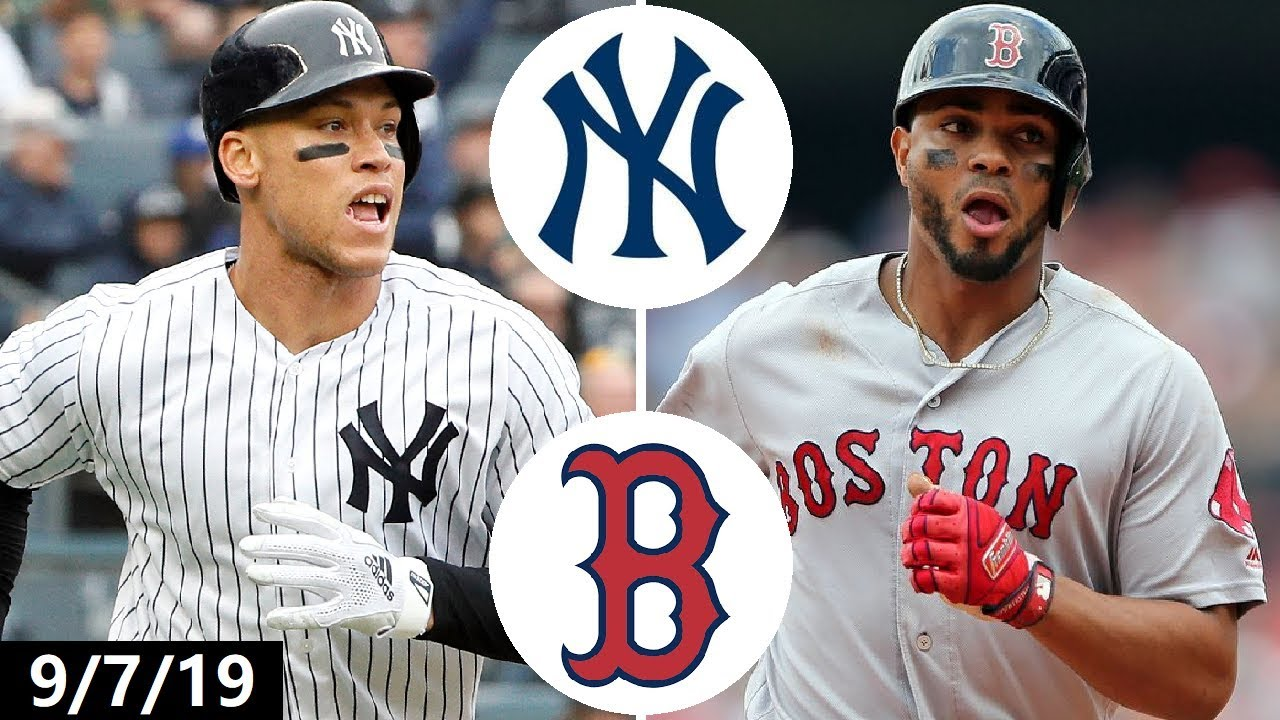 New York Yankees vs. Boston Red Sox Highlights | September 7, 2019